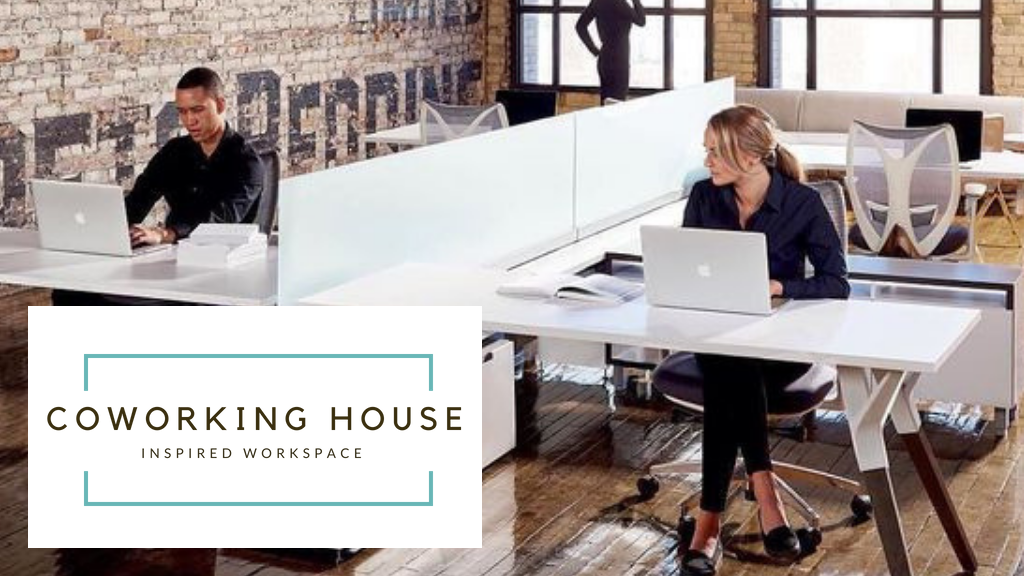 Coworking House project video thumbnail