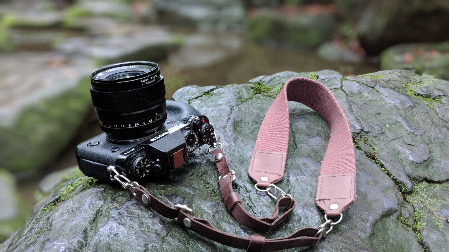 The only camera strap you need, and the last one you'll ever buy. Handcrafted, beautiful, versatile, and guaranteed for life.