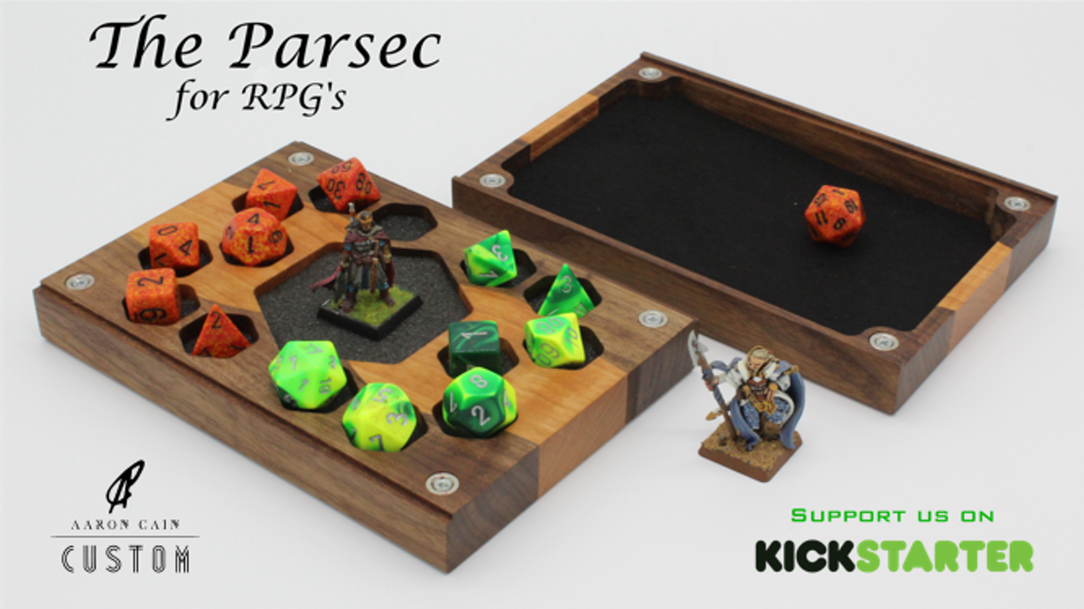 The Parsec for RPG's by Aaron Cain — Kickstarter