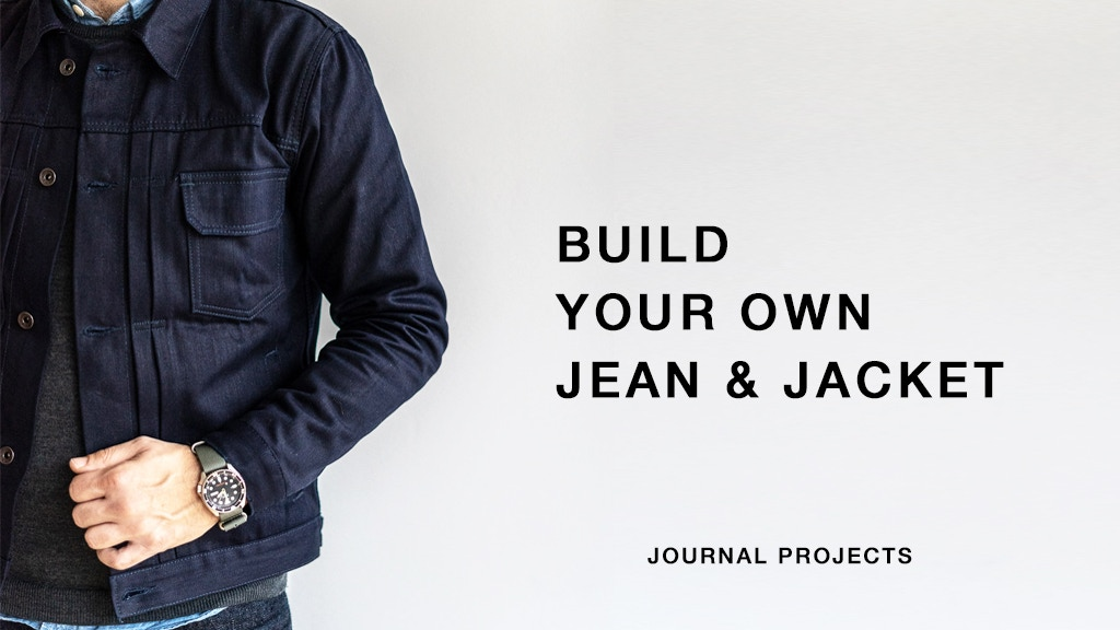 Build Your Own Jean & Jacket by Journal Projects project video thumbnail