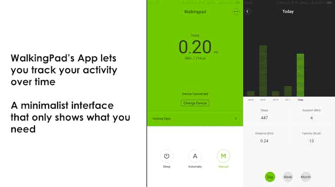 See our gallery for a video of the app in action