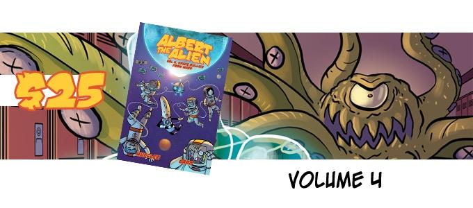 $25 - volume 4 paperback
