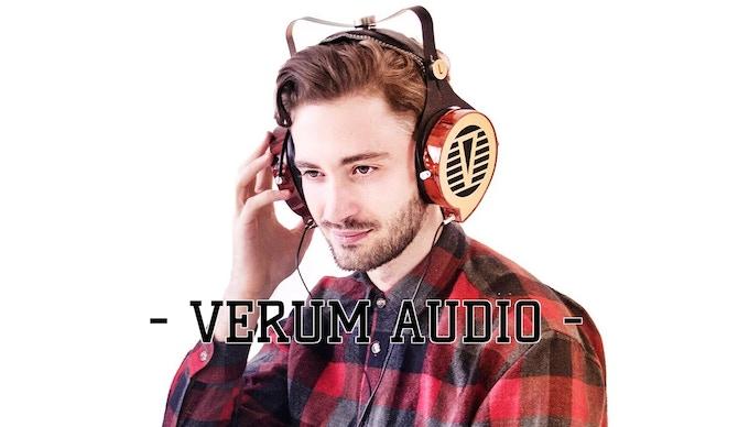 Verum Audio official website