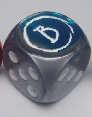 Sample Bloodwraith Die