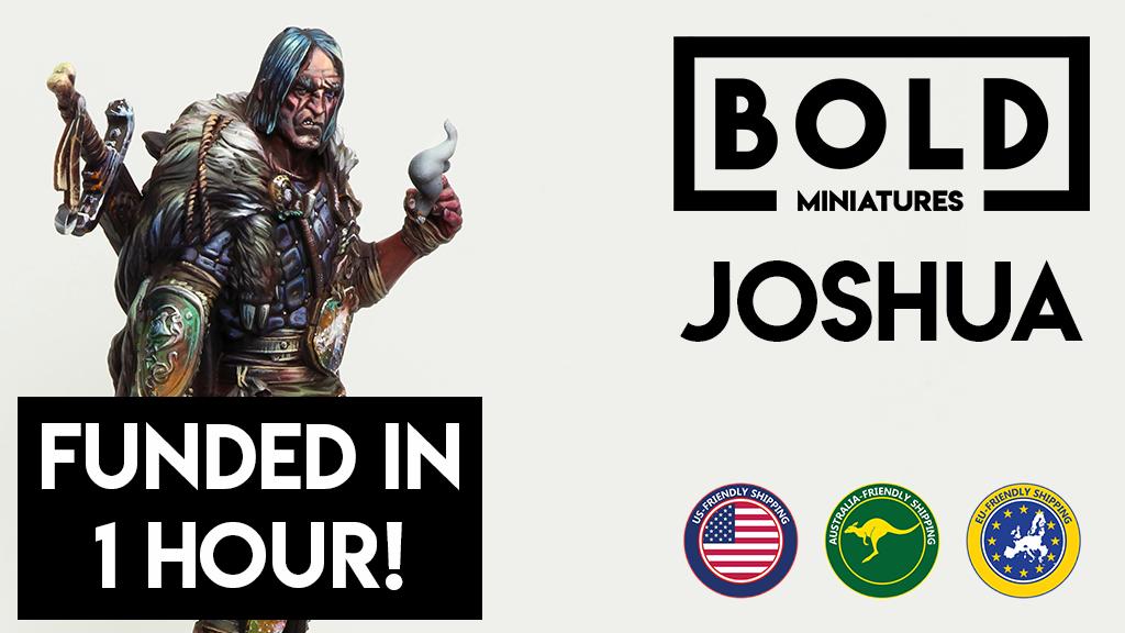 Bold#1 Joshua project video thumbnail