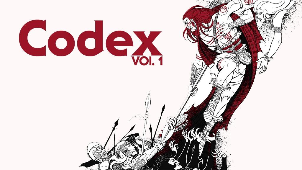 Codex RPG Zine, Volume 1 Hardcover project video thumbnail