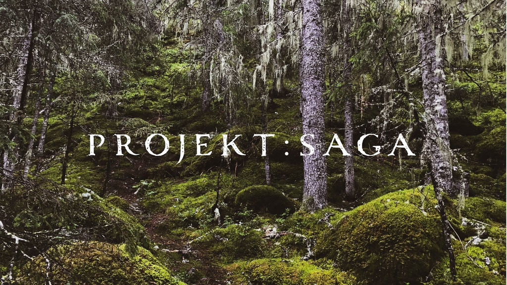 PROJEKT:SAGA project video thumbnail