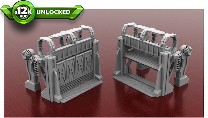 Armoured Gateway