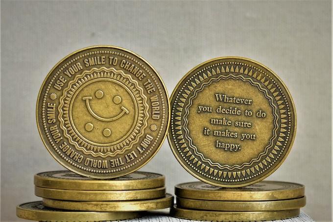 EDC Reminder Coins by Cupisco — Kickstarter