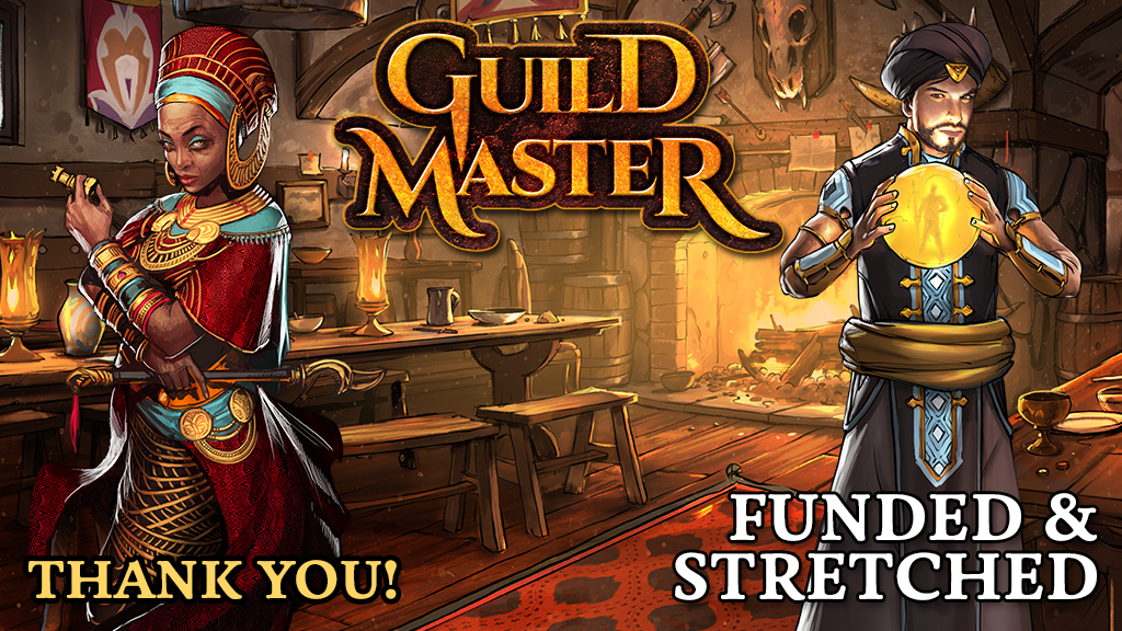 Guild Master project video thumbnail