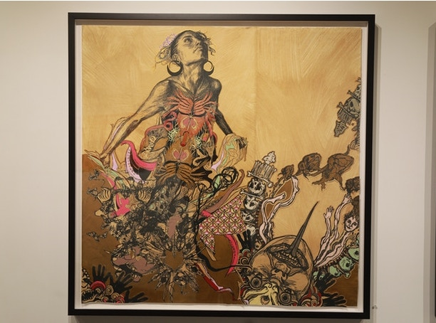 """SWOON (collaboration with Will Oldham) """"THALASSA"""" (original)"""