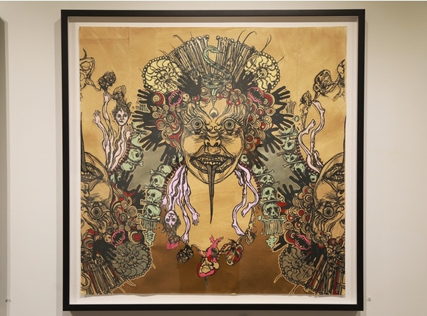 """SWOON (collaboration with Will Oldham) """"THE DEVOURING"""" (original)"""
