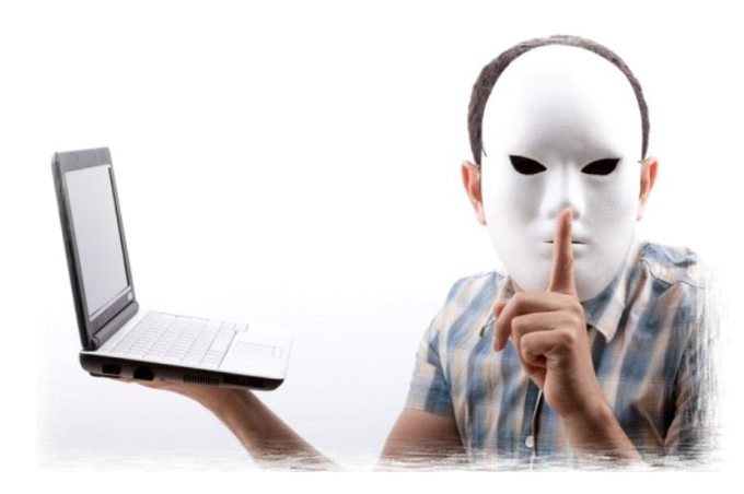 Creating and using a fake account is not as easy as most people think ...that is if you don't want to risk having your real identity exposed!