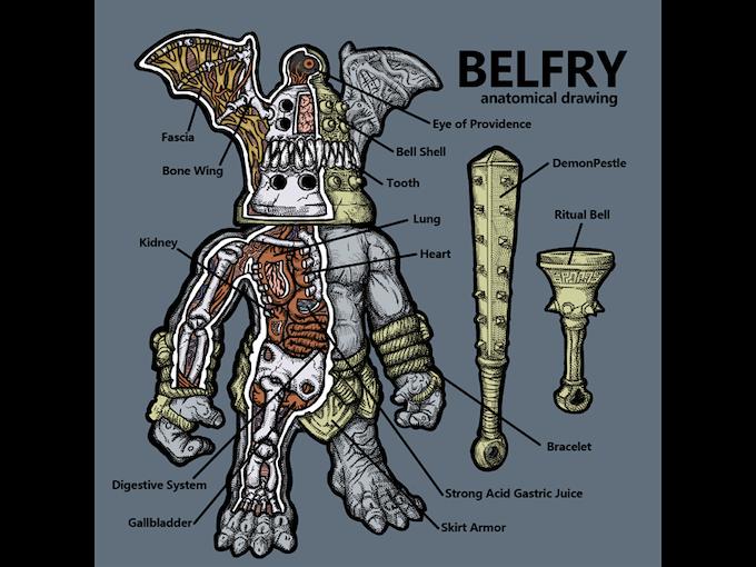 Crybag's Belfry anatomy illustration (click for instagram link)