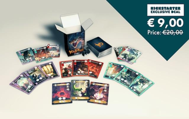 Kickstarter Exclusive Deal