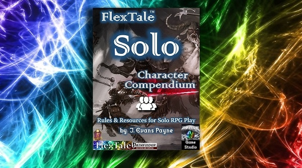 FlexTale Solo Adventuring Toolkit (Pathfinder/5E, Unisystem