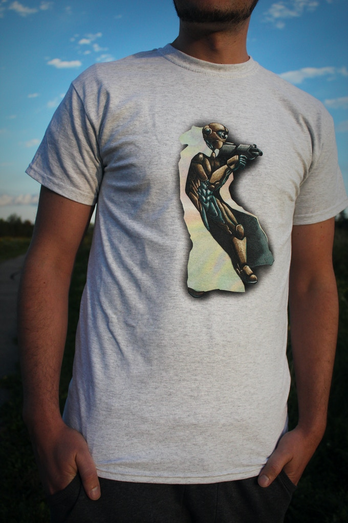 T-Shirt with CIN Elite