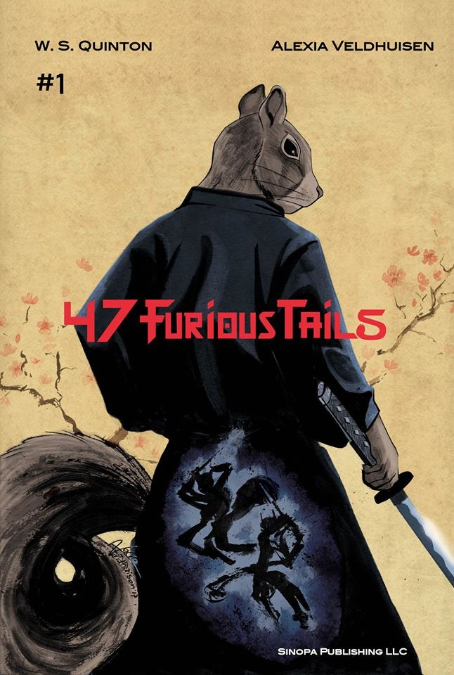Cover of 47 Furious Tails, Issue One