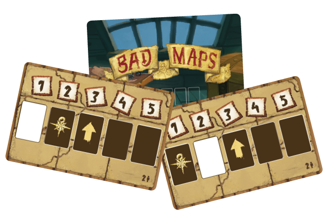 2-Player Variant for Bad Maps