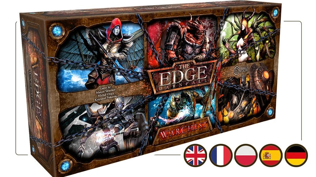 The Edge: Dawnfall v1.6 project video thumbnail