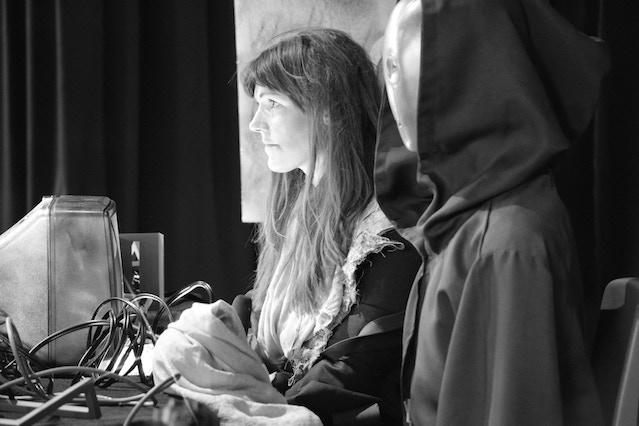 Kate Davies-Speak as Mama