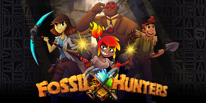 An action-adventure game about digging for fossils and building your own dinosaurs!