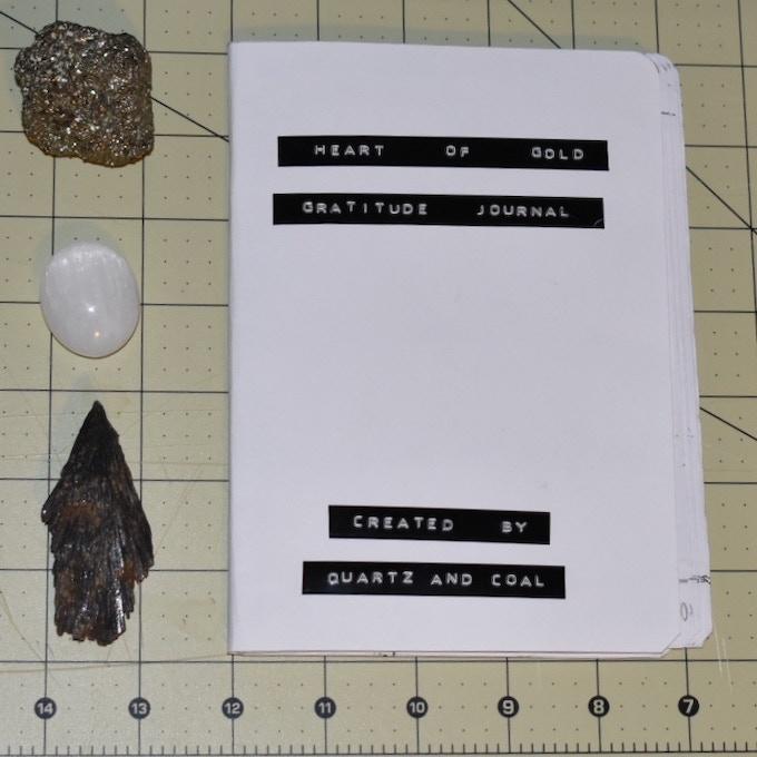Journal Prototype
