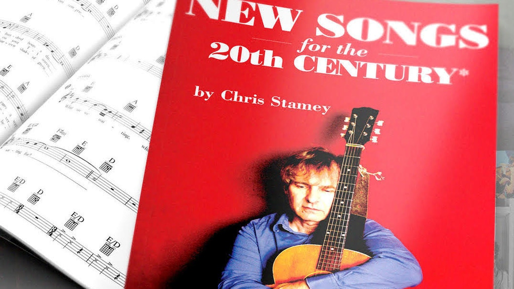 Chris Stamey's New Songbook and Double Album project video thumbnail