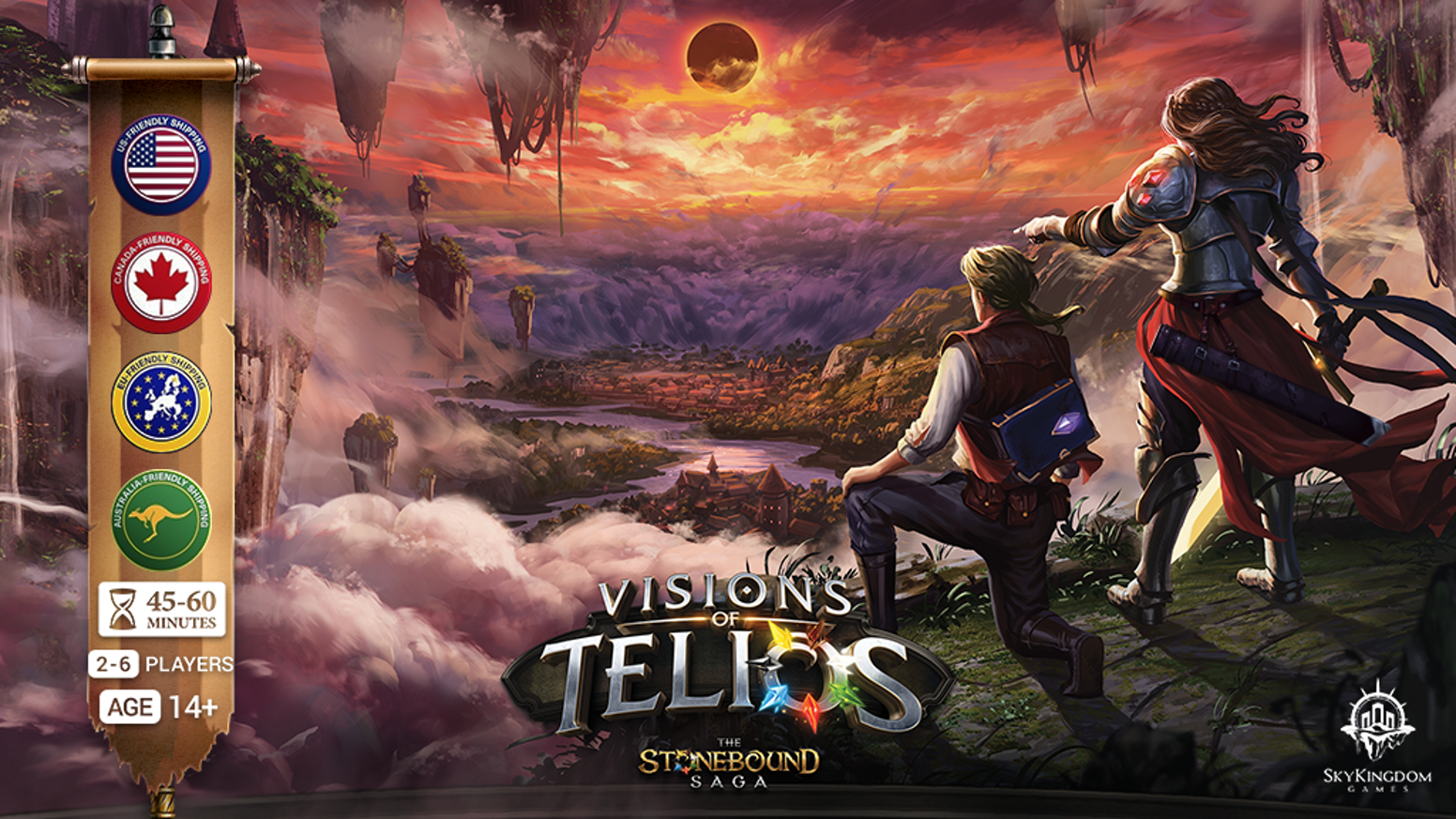 A strategic skirmish boardgame with resource management, and tactical positioning in an incredibly beautiful world named Telios.
