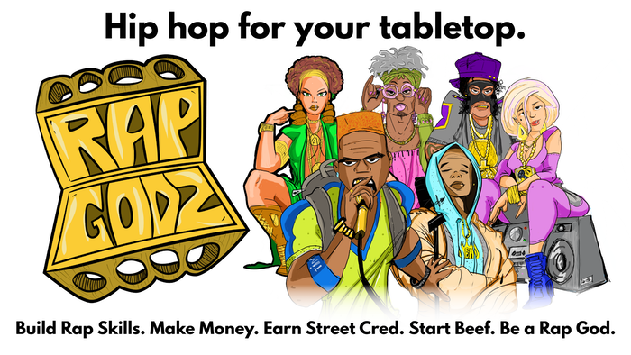 Be the next Rap God! Build your rap skills, money, street cred, and start beef with other rappers to get the most record sales plaques!