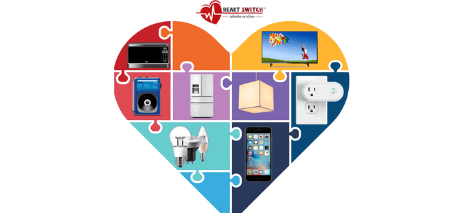 Be inspire you to automates your appliances just powered by your heartbeat