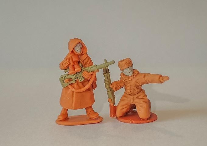 Chechen Sniper Support