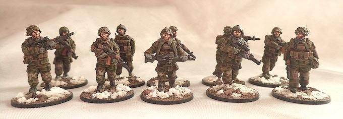 RUS1 Russian VDV Recon Squad