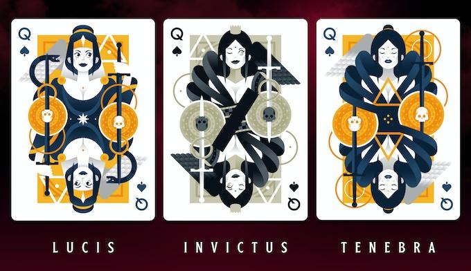 Betrayers Queens of Spades