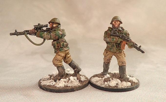 RUS5 Russian Sniper Support