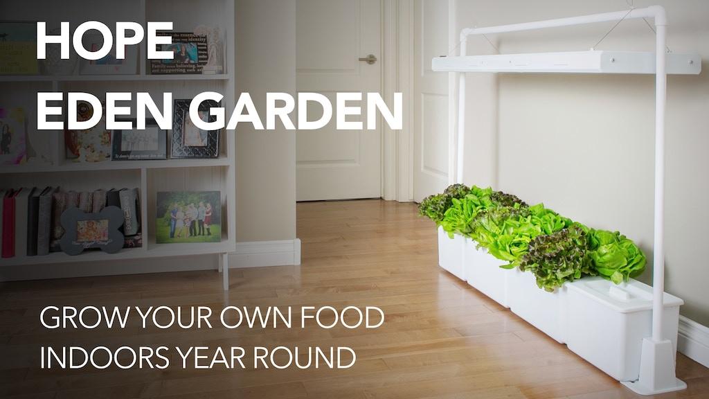 Hope Eden Garden project video thumbnail