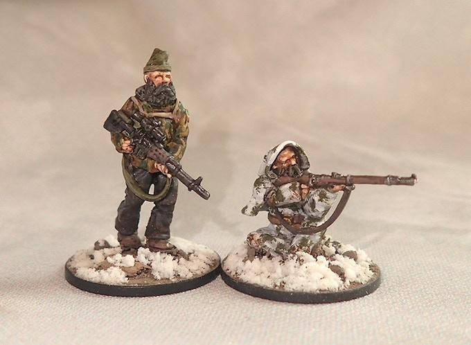 CHE7 Chechen Sniper Support