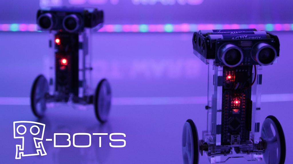 T-Bots   Self Balancing Robots - Build Program Play! project video thumbnail
