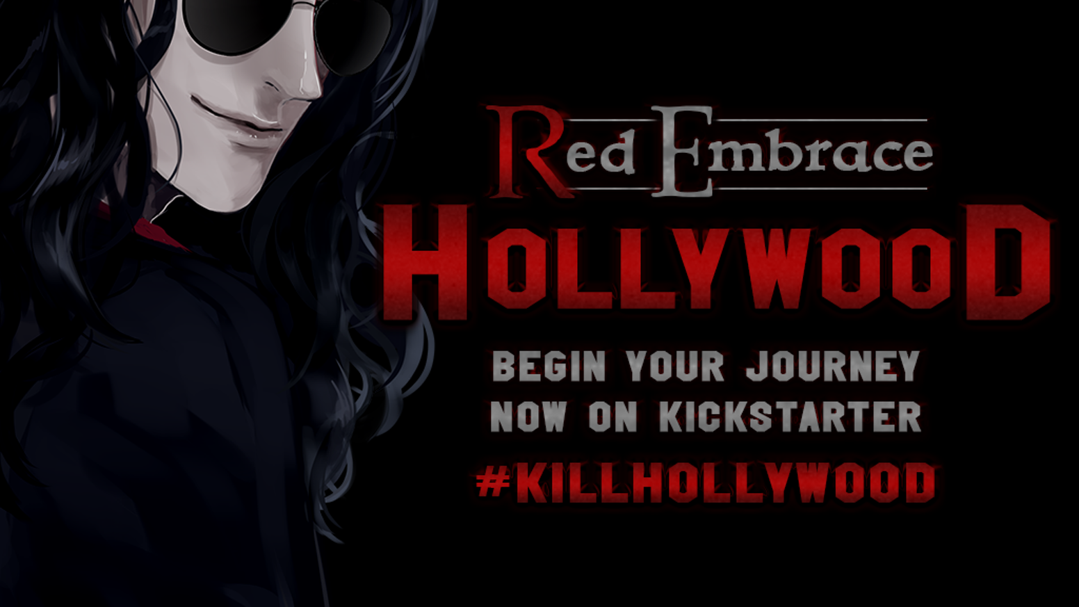 Begin your journey as a vampire in Hollywood—where you can be anything, because you're already dead.