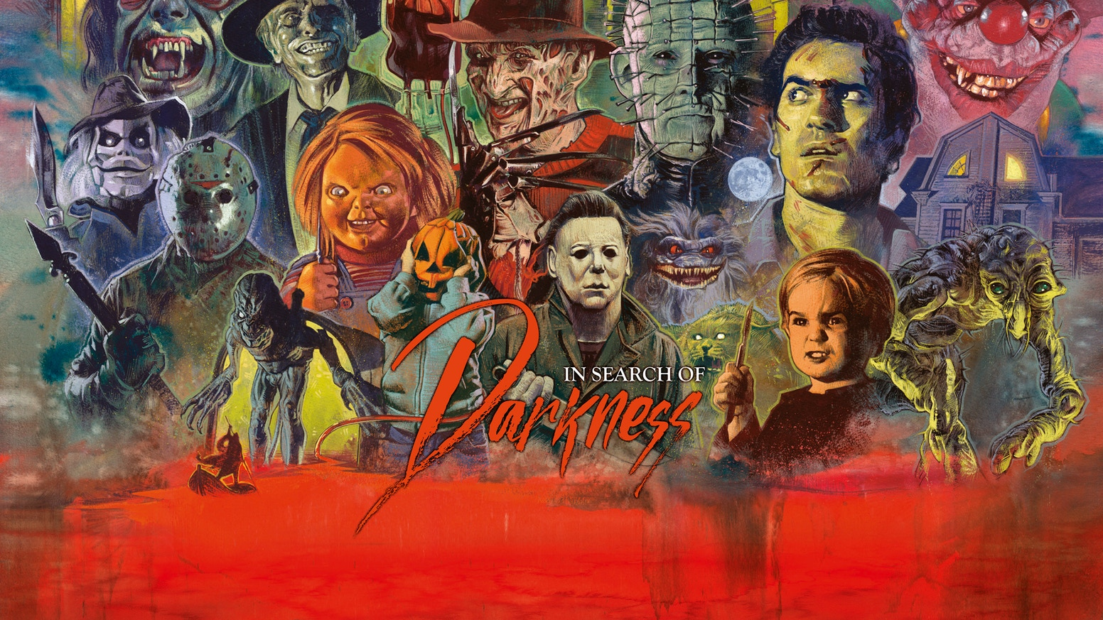 IN SEARCH OF DARKNESS - THE DEFINITIVE '80S HORROR DOC by ...