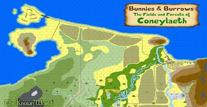 The Rabbit Known World.