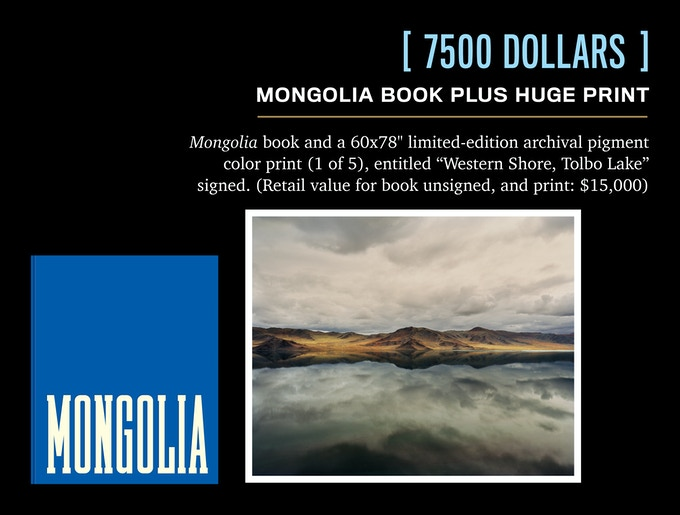MONGOLIA | A Photography Book by Frédéric Lagrange by
