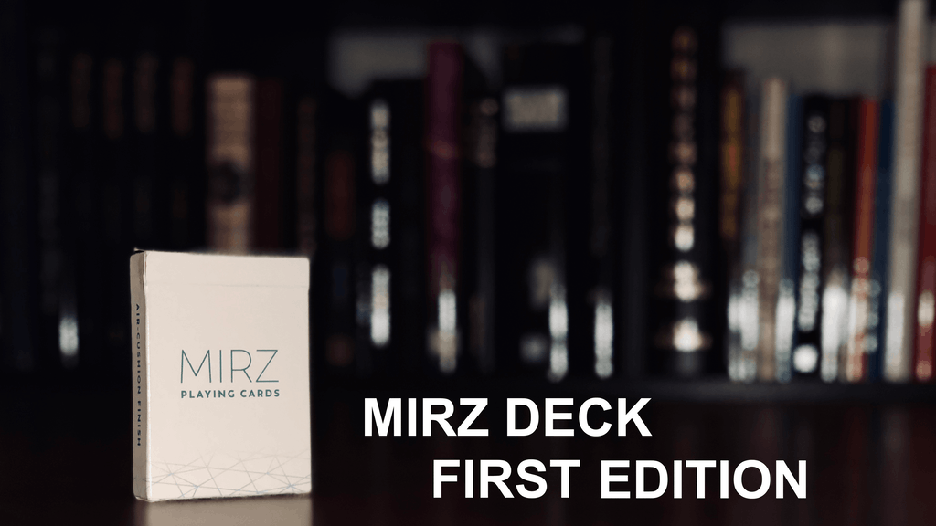 Mirz Playing Cards : First Edition project video thumbnail