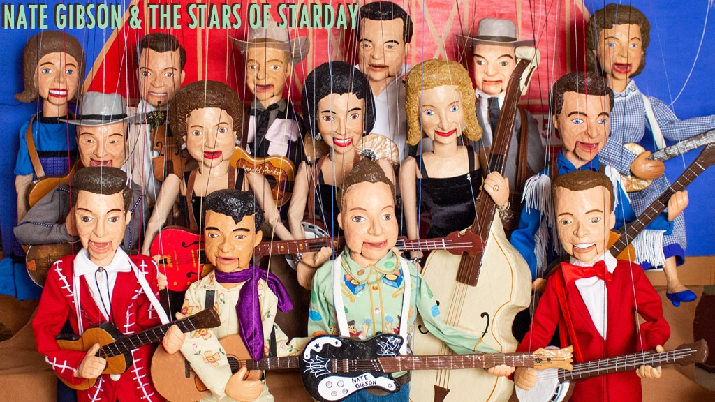 Nate Gibson & the Stars of Starday Pre-Order project video thumbnail