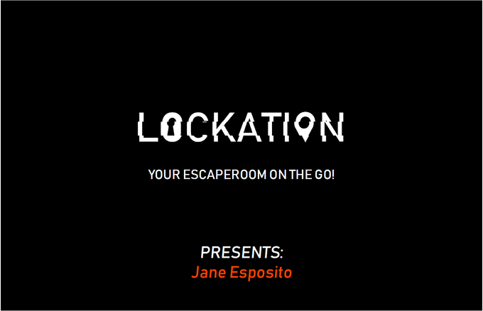 the current front cover of the prototype for the third version of Lockation