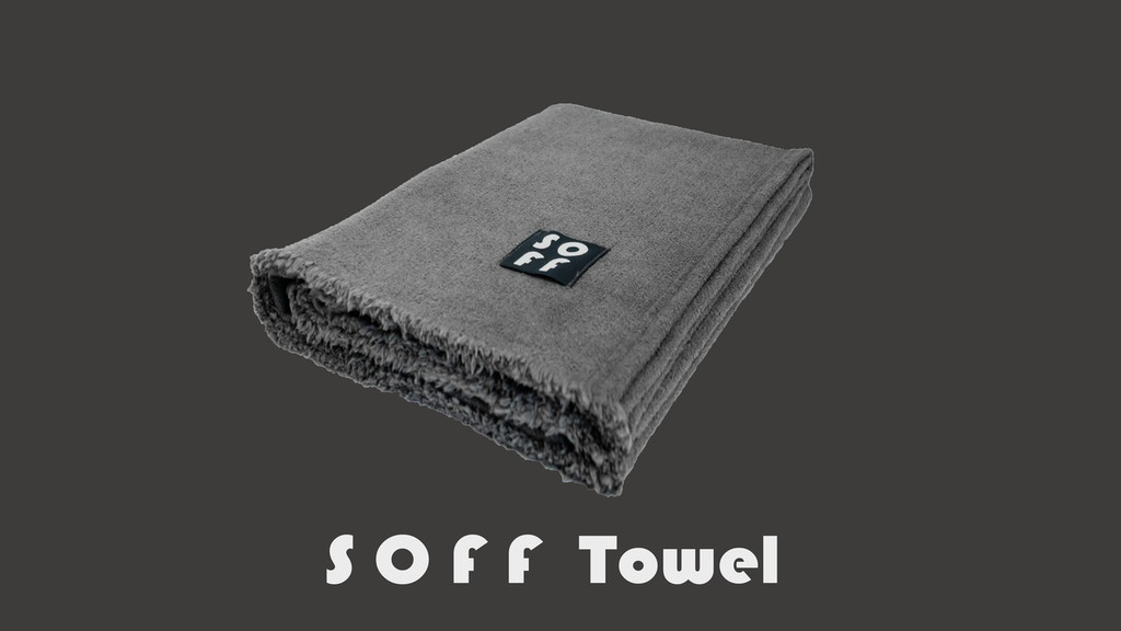 SOFF Towel project video thumbnail