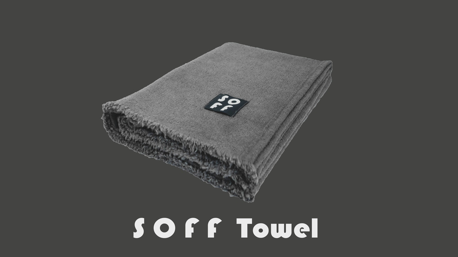 No more wet and stinky towels!