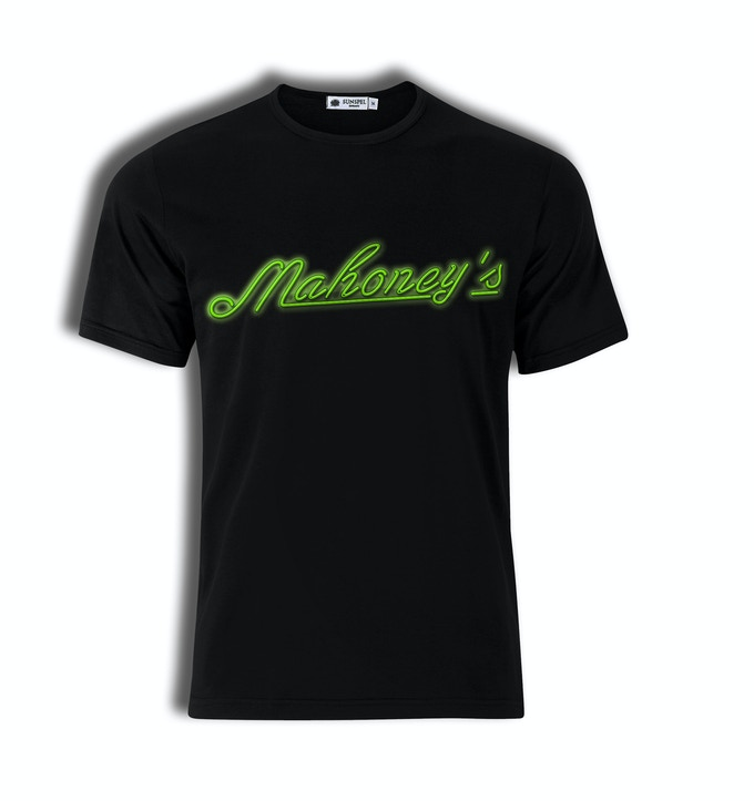 Mahoney's Bar Staff T-shirt: Available in Cool or Cool as Hell
