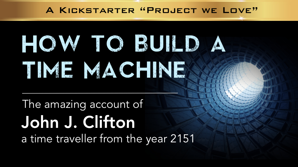 How to Build a Time Machine project video thumbnail