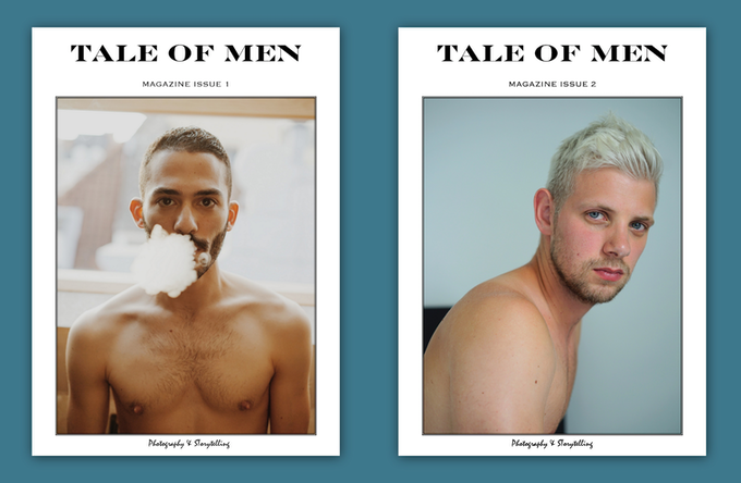 Tale of Men Magazines